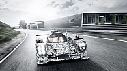 The Porsche LMP1 - The First Roll-Out