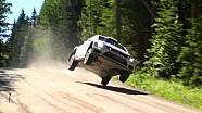 Tests Rally Finland 2013 S.Ogier/N.Klinger Polo R WRC