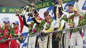 Corvette Racing - Flat Out - 2012 24 Hours of Le Mans
