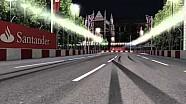 The London Grand Prix by Santander