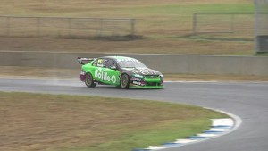 Ford star ready for back-to-back V8 weekends