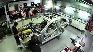 Team BOC Car 8 Rebuild - Pt 2