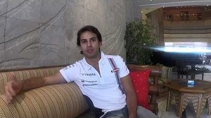 Felipe Nasr's thoughts before his first FP1 session - Bahrain (ENG)