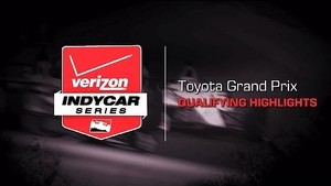 2014 Toyota Grand Prix: Qualifying Highlights