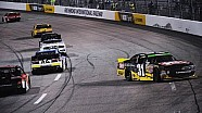 Reed makes contact with Kwasniewski