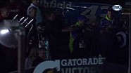 FIGHT - Ambrose punches Mears in the face in Richmond Post Race