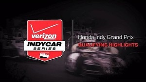 2014 Honda Indy Grand Prix: Qualifying Highlights