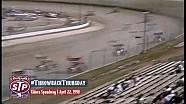 #ThrowbackThursday: World of Outlaws Sprint Cars 1990 Eldora Speedway Rossburg, Ohio