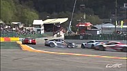 Porsche 911 RSR spin out - WEC 6 Hours of Spa-Fracorchamps