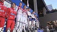 LMP1 Winners of WEC 6 Hours of Spa-Francorchamps