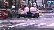 Historic Grand-Prix of Monaco : Ferioli crash