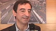 Nissan LM P1 2015: Interview of Pierre Fillon, president of the ACO