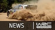 Stages 13-17: Rally Italia Sardegna 2014