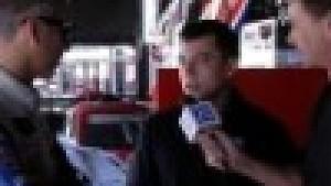 ZF Fan Reporter at Detroit - Carlos