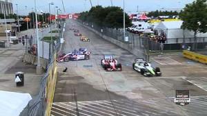 2014 Grand Prix of Houston Race 1 Highlights