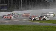 Sudden rain causes pileup in NNS qualifying