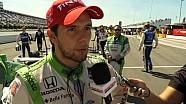 Honda Racing HPD trackside IndyCar Pocono race recap