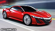 Toyota Supra Replacement, Acura NSX Catches Fire, McLaren P1 GTR - Fast Lane Daily