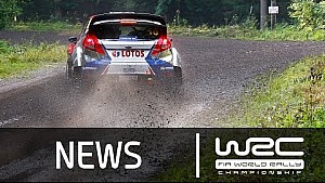 Stages 1-2: Neste Oil Rally Finland 2014