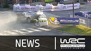 Stages 3-7: Neste Oil Rally Finland 2014