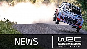 Stages 11-16: Neste Oil Rally Finland 2014