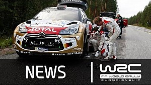 Stages 17-21: Neste Oil Rally Finland 2014