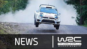 Stages 22-25: Neste Oil Rally Finland 2014
