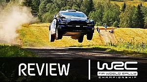 Review: Neste Oil Rally Finland 2014