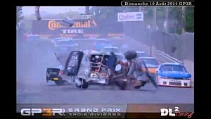 NCATS GP3R Xavier Coupal flips violently