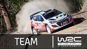 SPECIAL: Hyundai @ Coates Hire Rally Australia 2014