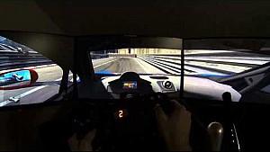 Project CARS video game - Monaco onboard McLaren GT3