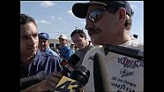 Dale Earnhardt Explains Run-In With Eddie Cheever