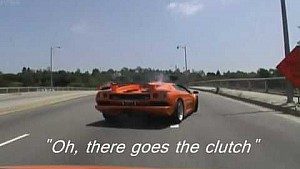 It never gets old watching super car driving idiots