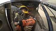 Dakar crash: Tom coronel rolls with his 2015 Maxxis Dakar buggy
