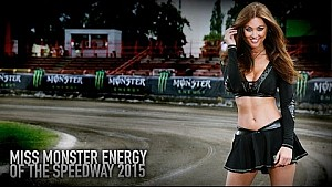 Miss Monster Energy of the Speedway soon to Launch in 2015