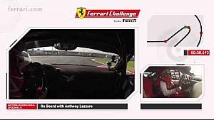 A lap at Daytona with Anthony Lazzaro