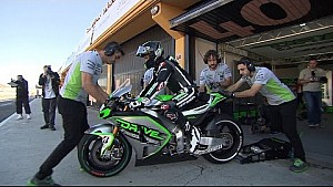 New faces for 2015 MotoGP – Eugene Laverty