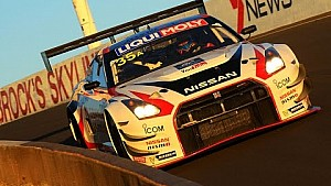 GT-R winning at Bathurst highlights!
