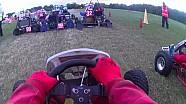 Off-Road kart race - onboard footage