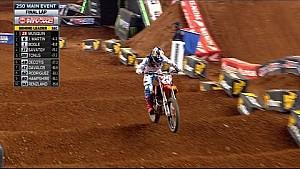 250SX Main Event Highlights Atlanta 2 - 2015 Supercross