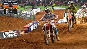 450SX Main Event Highlights Atlanta 2 - 2015 Supercross