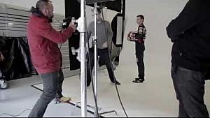 Back in Colour - Daniel Ricciardo and Daniil Kvyat