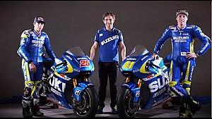 Team Suzuki Ecstar - THE GSX-RR