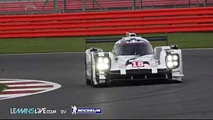 Free practice - 2015 WEC Silverstone 6 Hours - Michelin