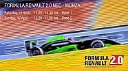 Renault 2.0 NEC - Monza - Race 1