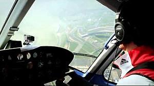 Exclusive Helicopter Tour with Porsche Team - Mark Webber