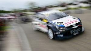 Kristoffersson-Jeanney Clash: Hockenheim RX - FIA World Rallycross Championship