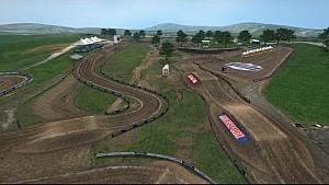 2015 Muddy Creek Motocross Animated Track Map