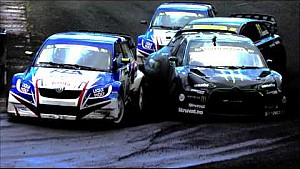 Flashback: Germany RX 2014 Highlights - FIA World Rallycross Championship