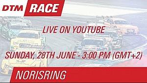 DTM Norisring 2015 - Race 2 - Live Stream